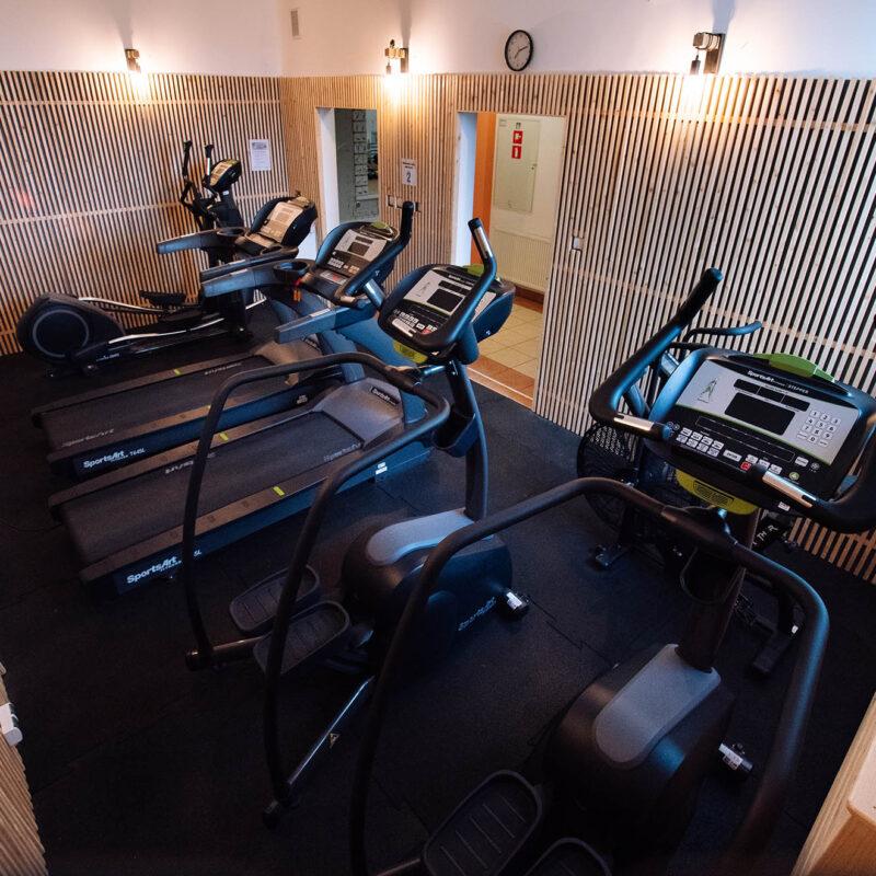 Sala do treningu cardio