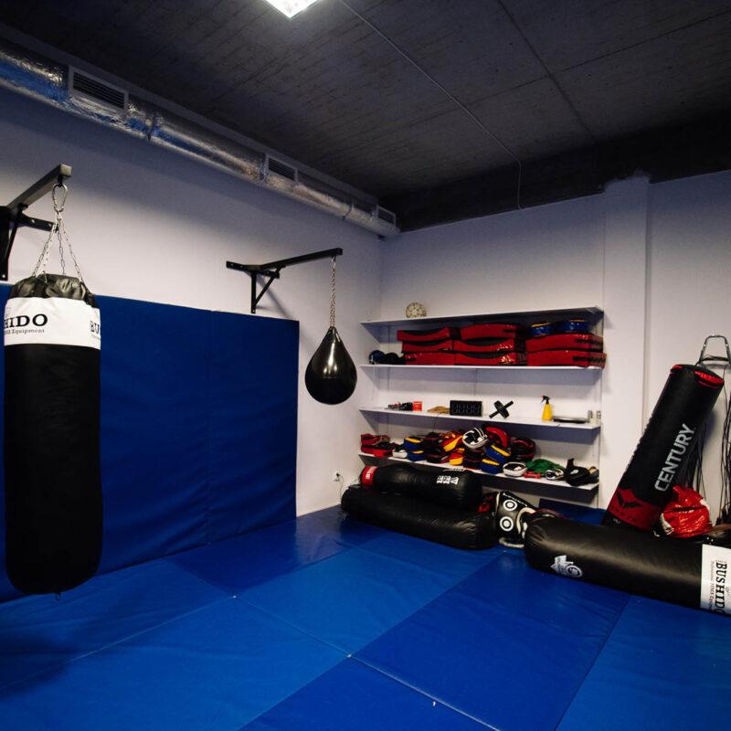 Sala do treningu sztuk walki